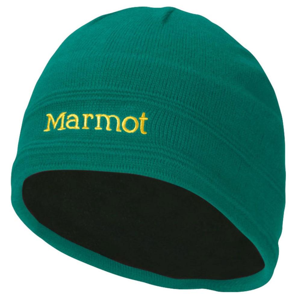 MARMOT Girls' Shadows Hat - GEM GREEN