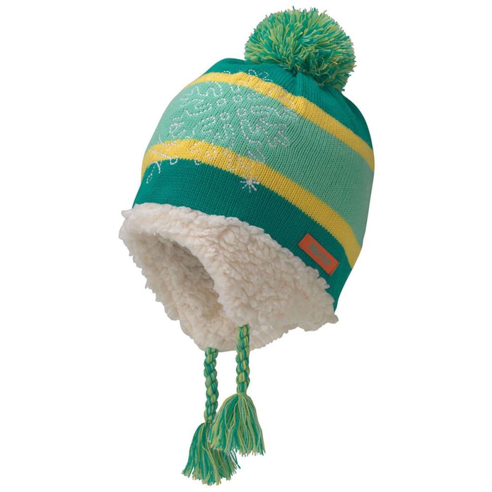 MARMOT Girls' Nicky Hat - SEA GREEN