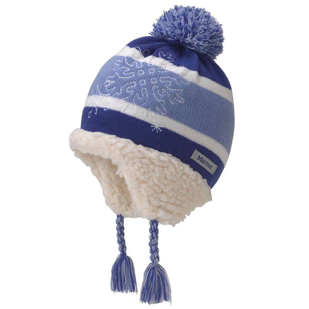 MARMOT Girls' Nicky Hat - GEMSTONE