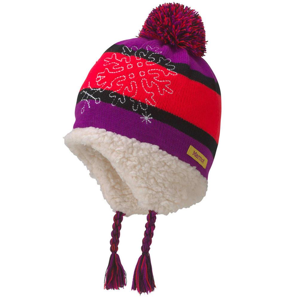 MARMOT Girls' Nicky Hat - BRIGHT PINK