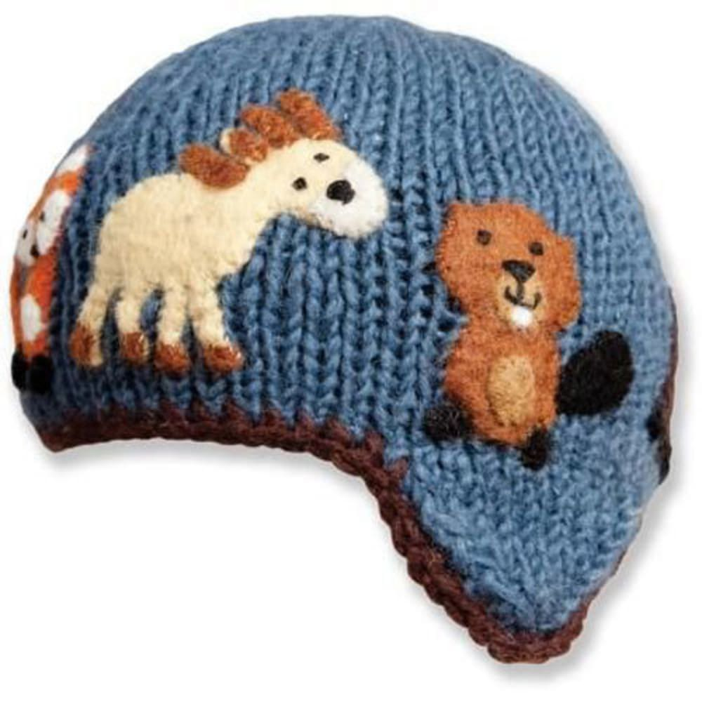 AMBLER Kids' Canuck Hat - BLUE