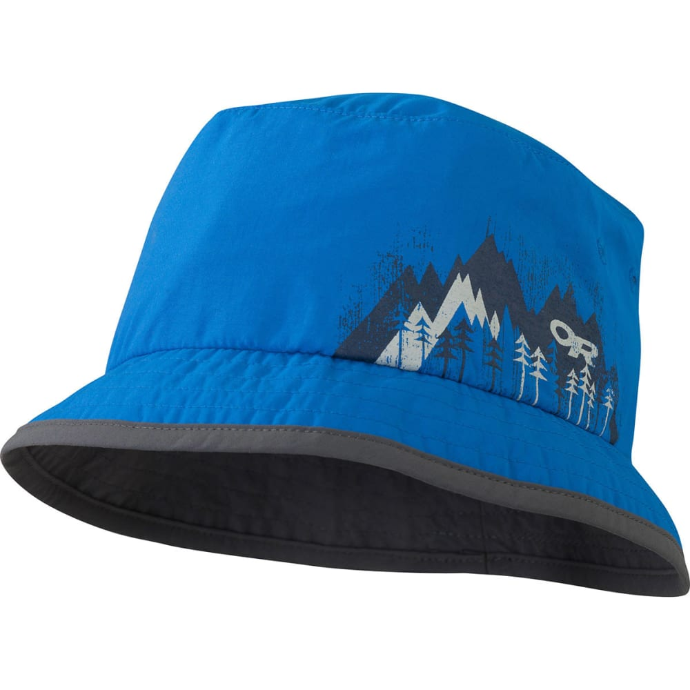 OUTDOOR RESEARCH Kids' Solstice Bucket Hat - GLACIER BLUE