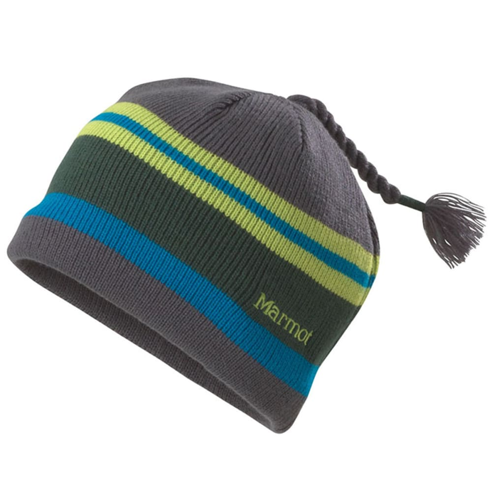 MARMOT Boy's Striper Hat - ONYX