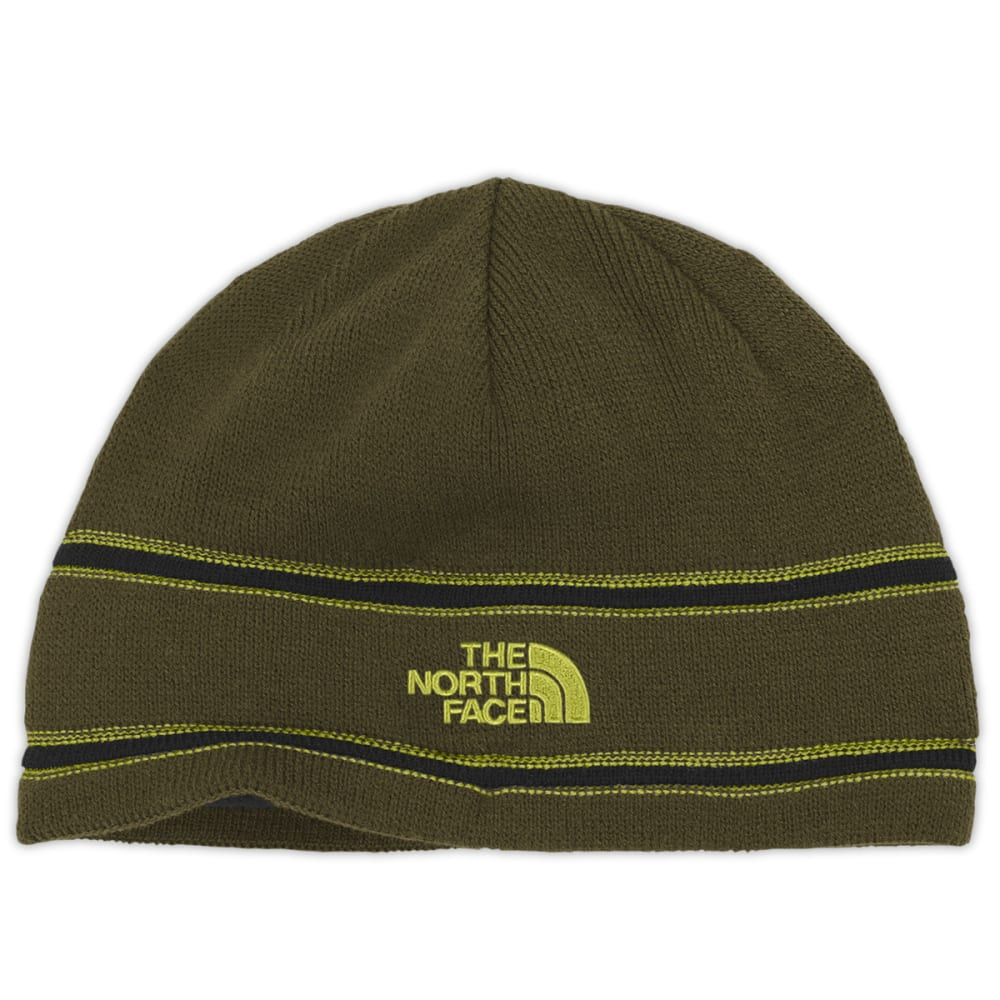 THE NORTH  FACE Youth TNF Logo Beanie - SCALLION GREEN