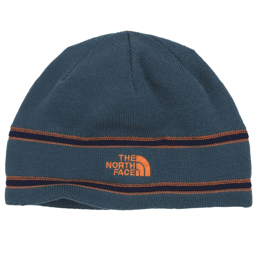 THE NORTH  FACE Youth TNF Logo Beanie - EGYPTIAN BLUE