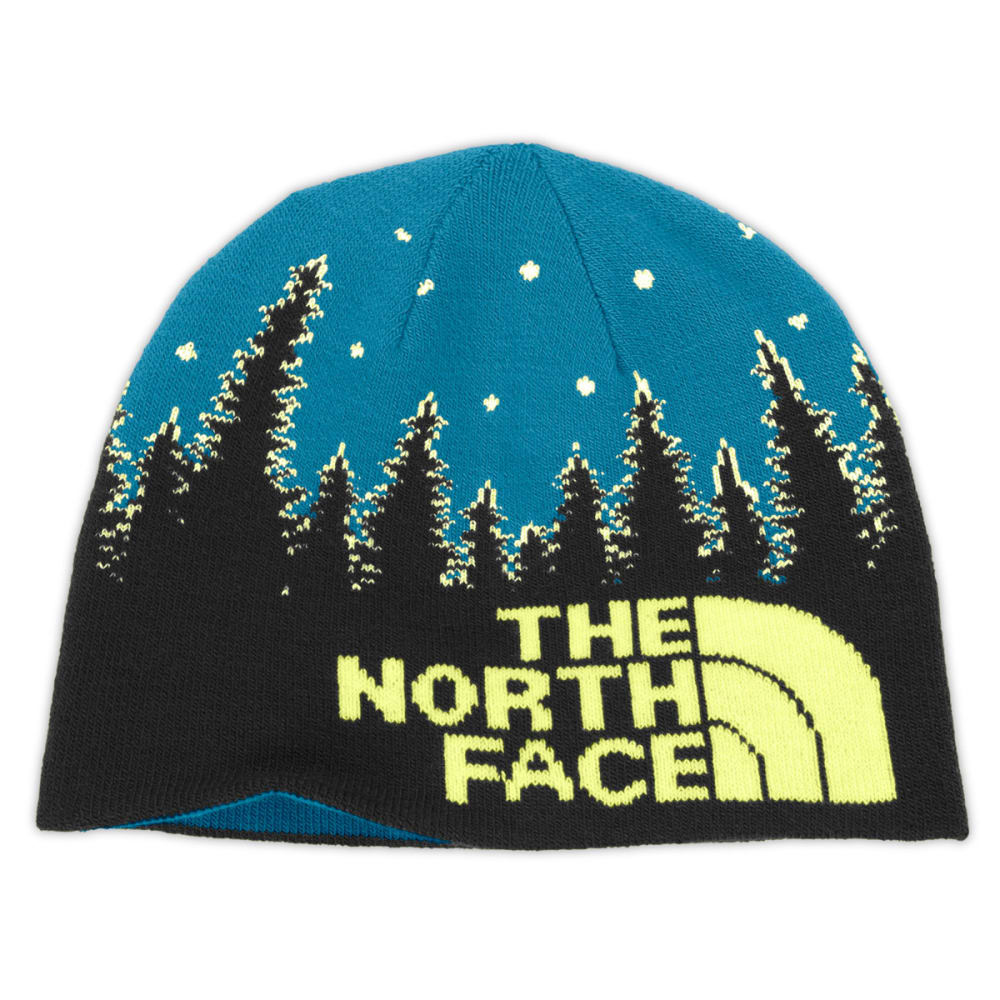 THE NORTH FACE Youth Anders Beanie - BLACK