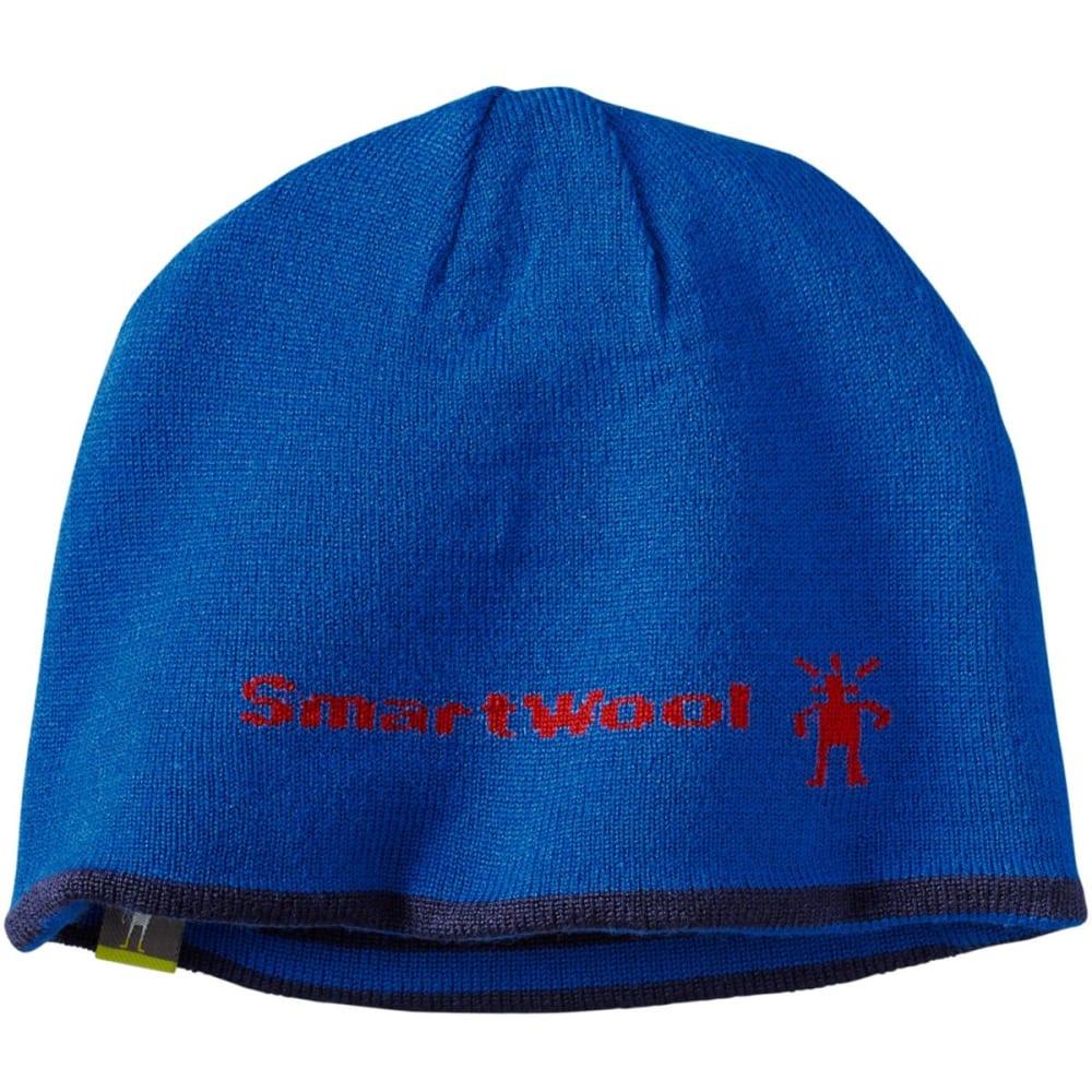 SMARTWOOL Kids' Wintersport Stripe Hat - BRIGHT BLUE