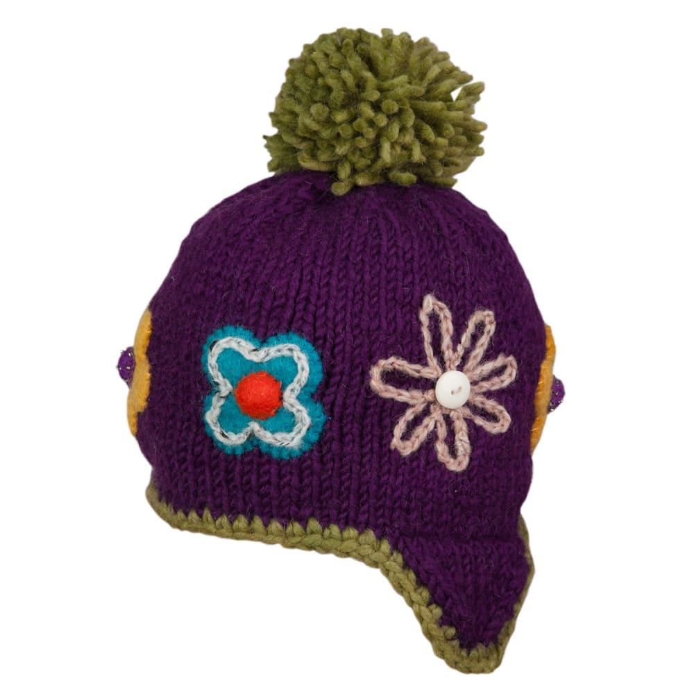AMBLER Kids' Garden Hat - AMETHYST