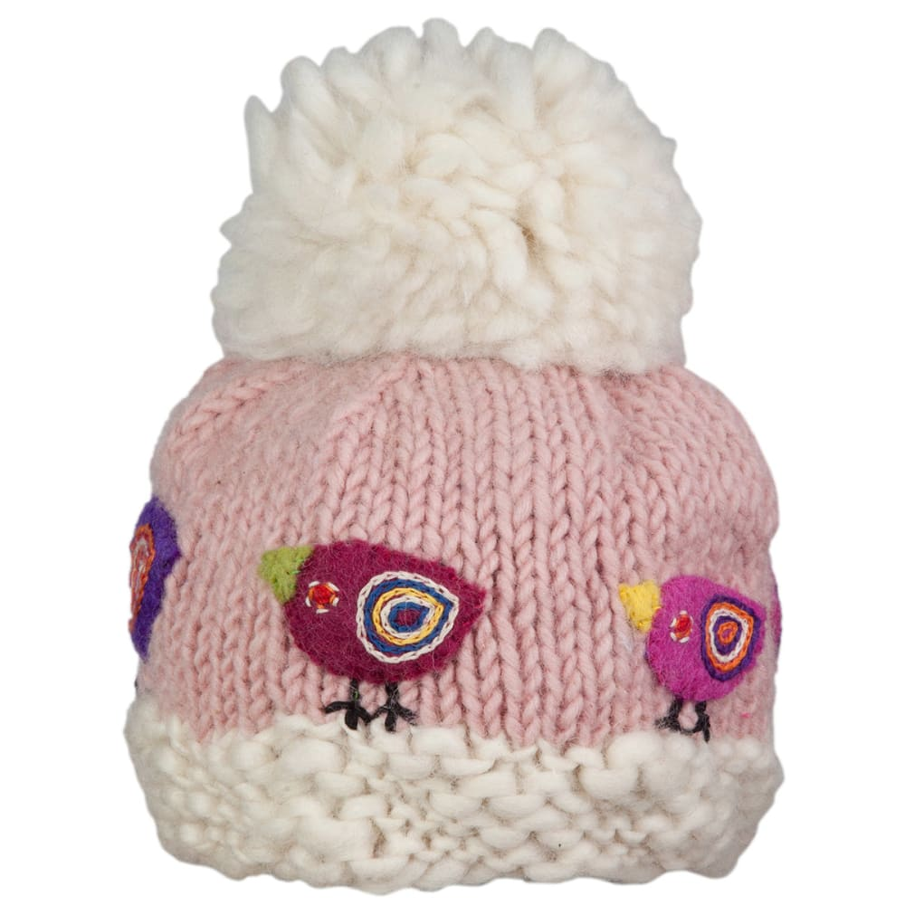 AMBLER Kids' Chickadee Hat - PINK