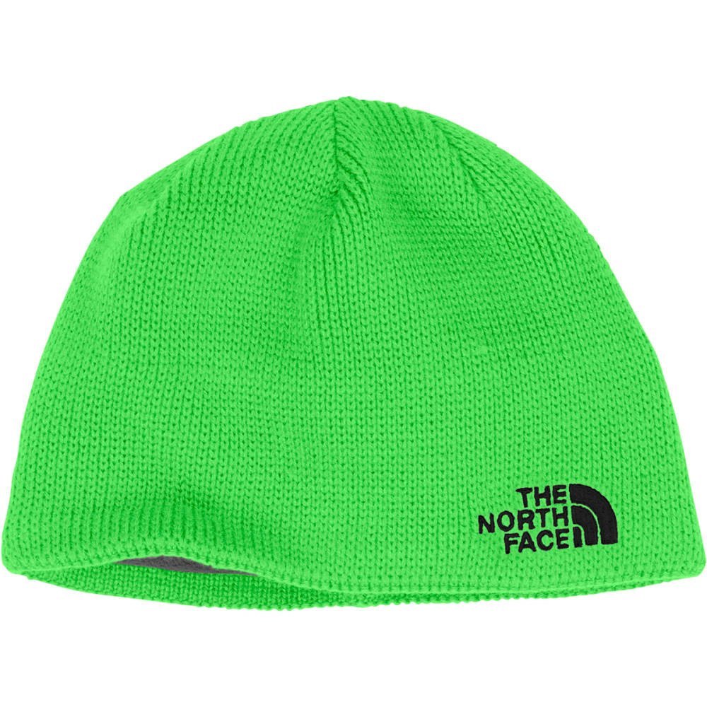 THE NORTH FACE Kid's Bones Beanie - KRYPTON GREEN