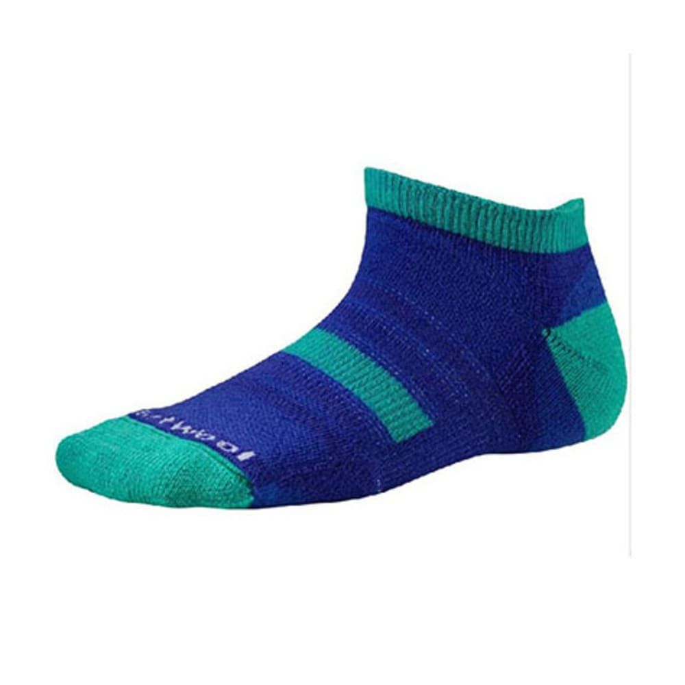 SMARTWOOL Kids' Sport Micro Socks - PURPLE