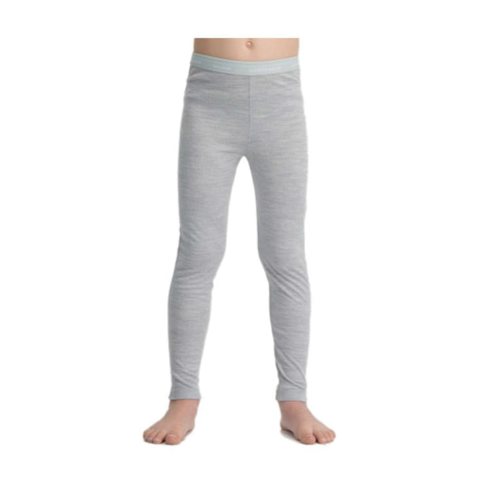 ICEBREAKER Kids' Oasis Lightweight Leggings - BLIZZARD