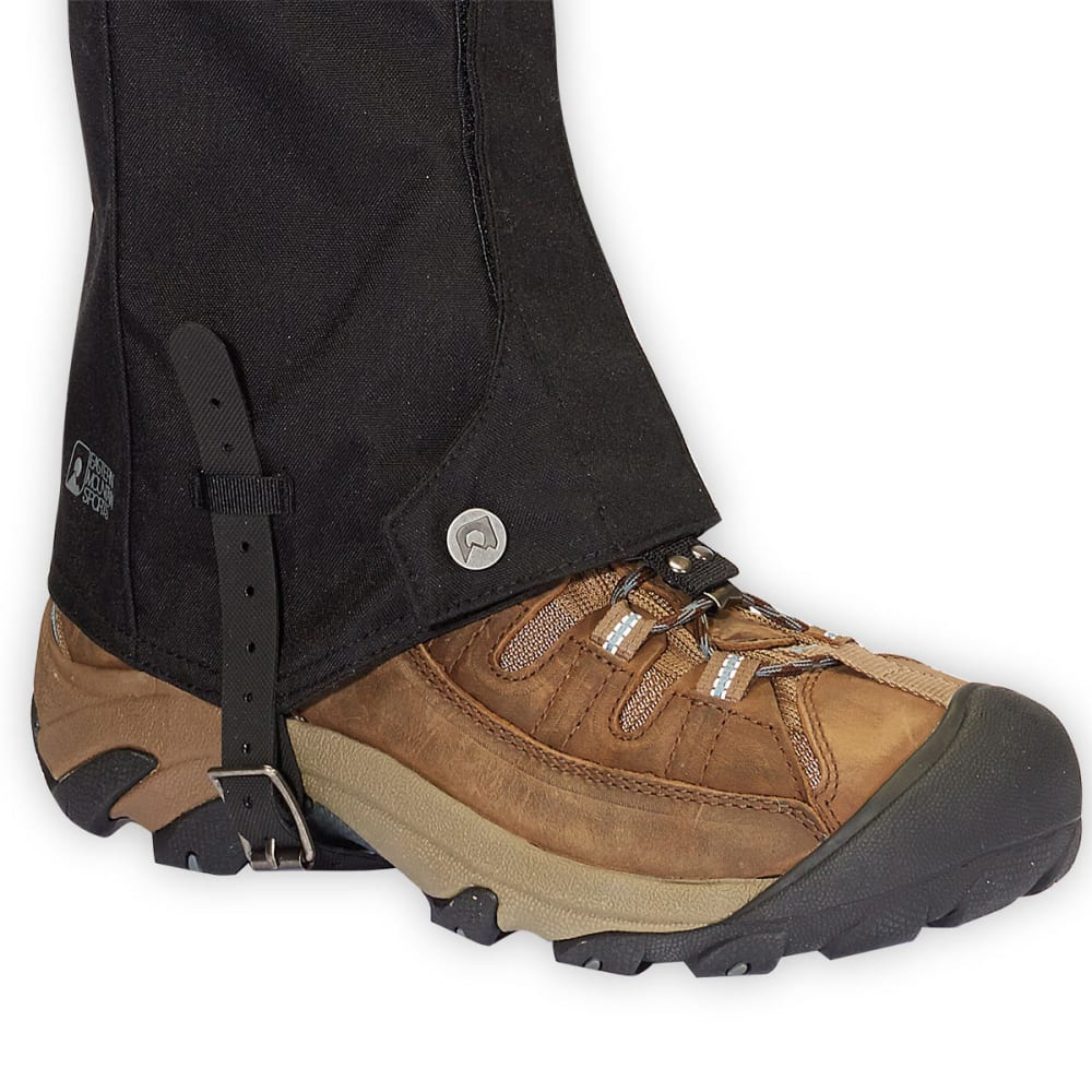 EMS Spindrift Gaiters - JET BLACK
