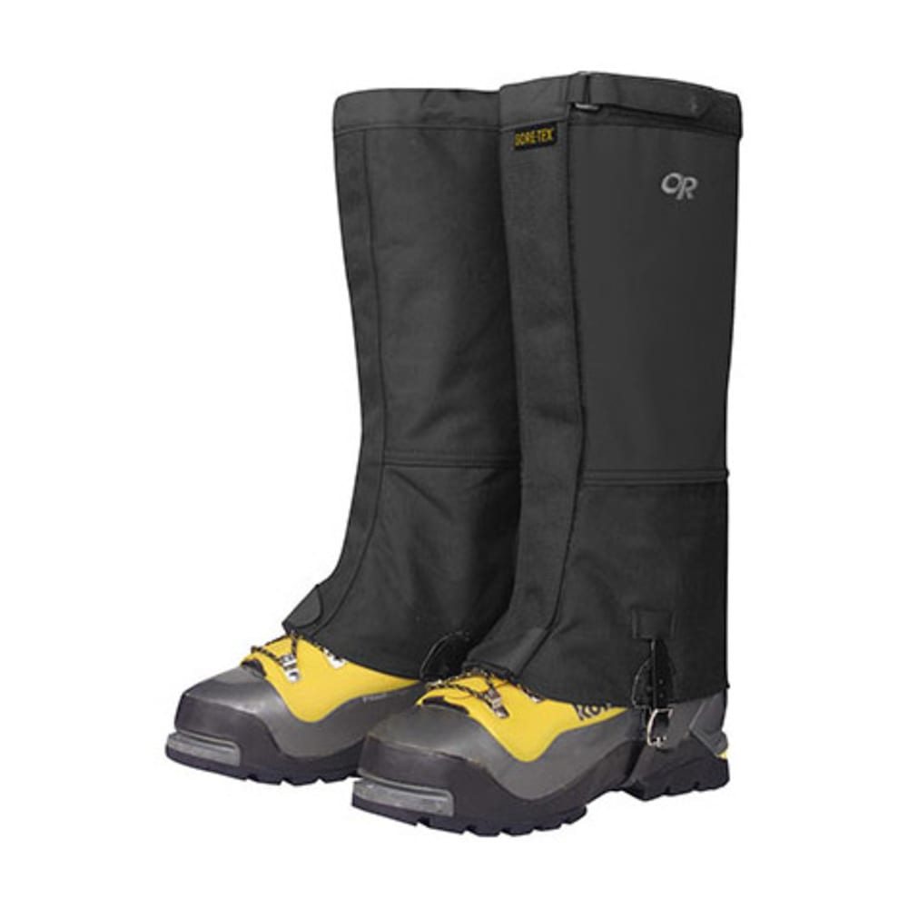 OUTDOOR RESEARCH Expedition Crocodile Gaiters - BLACK