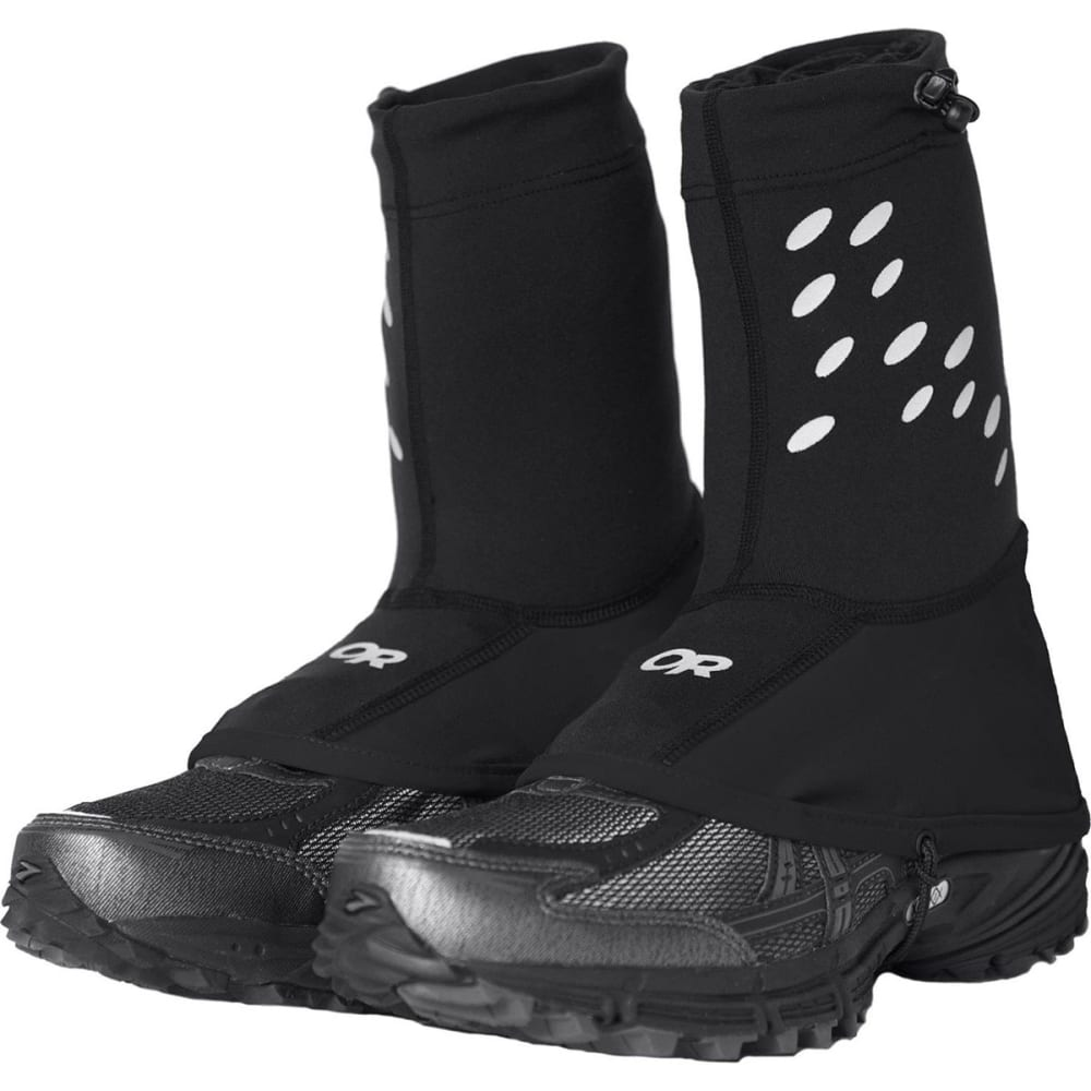 OUTDOOR RESEARCH Ultra Trail Gaiters - BLACK