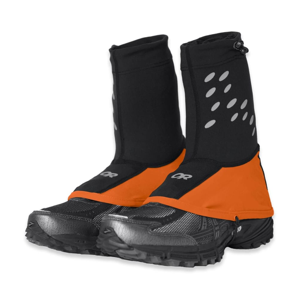 OUTDOOR RESEARCH Ultra Trail Gaiters - EMBER/BLACK