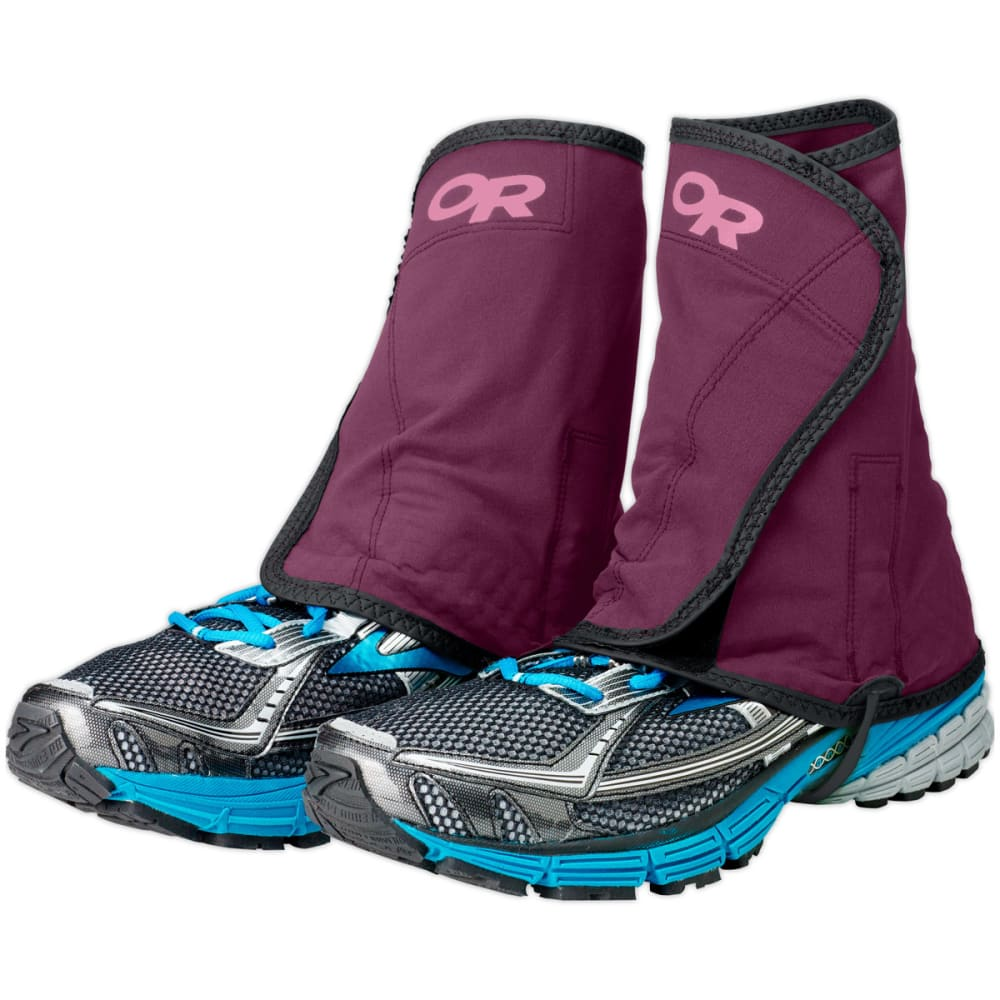 OUTDOOR RESEARCH Women's Wrapid Gaiters - ORCHID