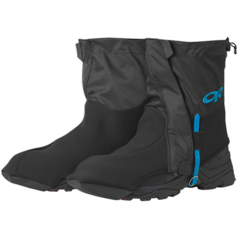 OUTDOOR RESEARCH Huron Low Gaiters - BLACK