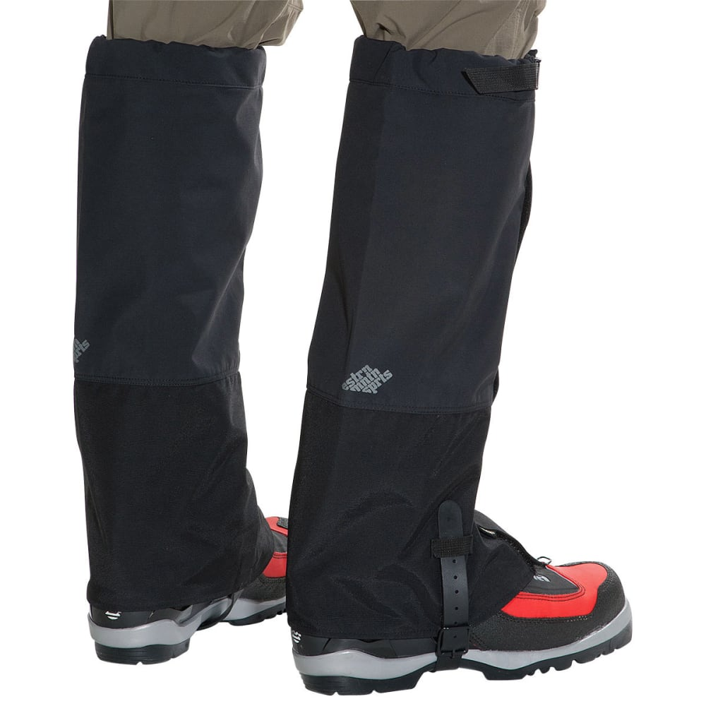 EMS Summit Gaiters - BLACK