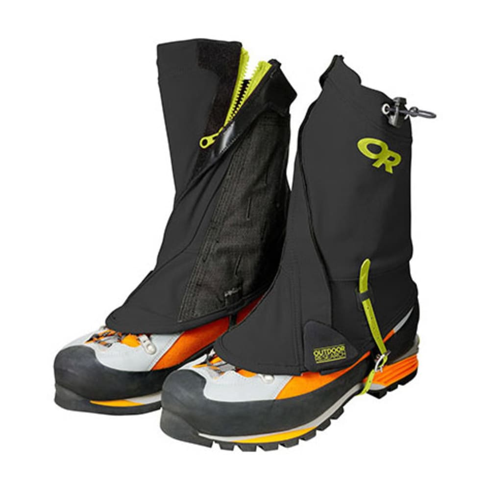 OUTDOOR RESEARCH Endurance Gaiters - BLACK