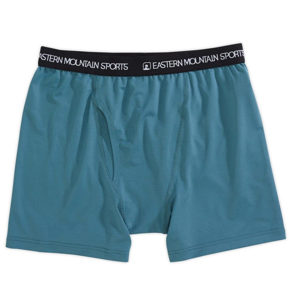 EMS® Men's Techwick® Boxer Briefs - BLUE SMOKE