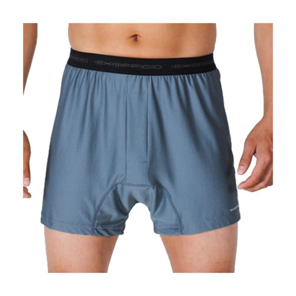 EXOFFICIO Men's Give-N-Go Boxers - CHARCOAL-9600
