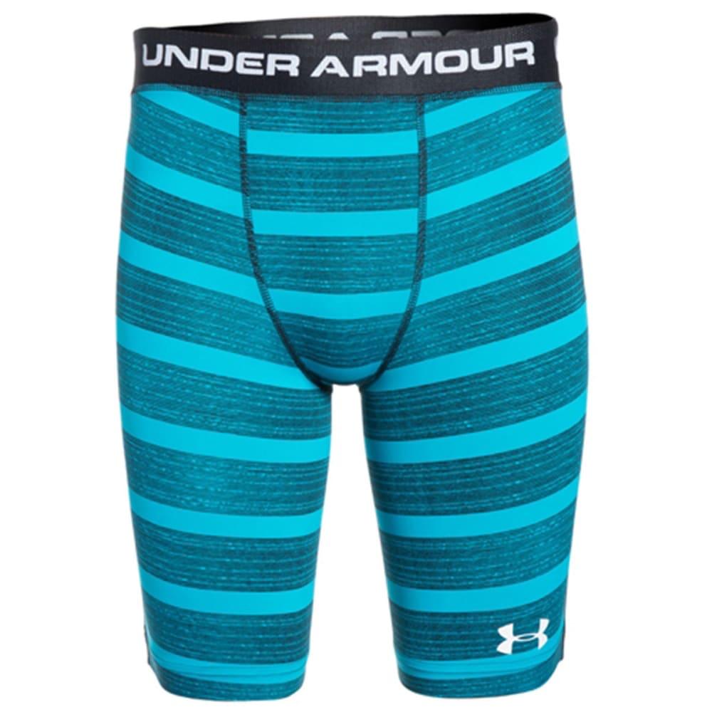 UNDER ARMOUR Men's Essential Compression Shorts Rash Guard Under Armour Compression Shorts Men S