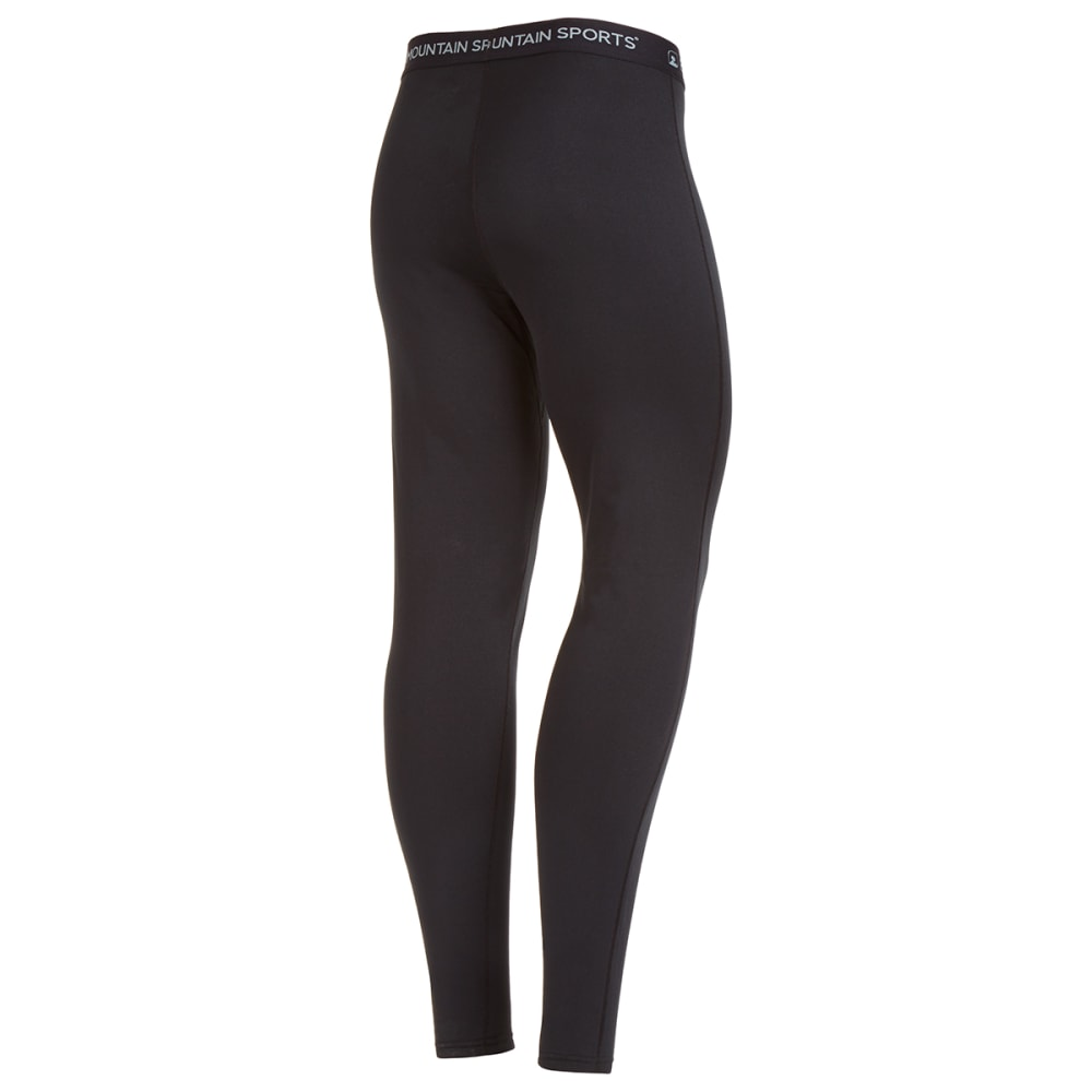 EMS® Men's Techwick® Heavyweight Extreme Baselayer Tights  - JET BLACK
