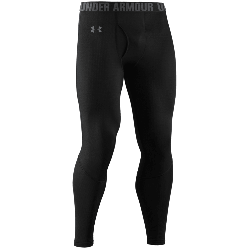 419014eab5 ... UPC 887162587422 product image for Under Armour Men's ColdGear Infrared  Fitted Evo Leggings Black XL