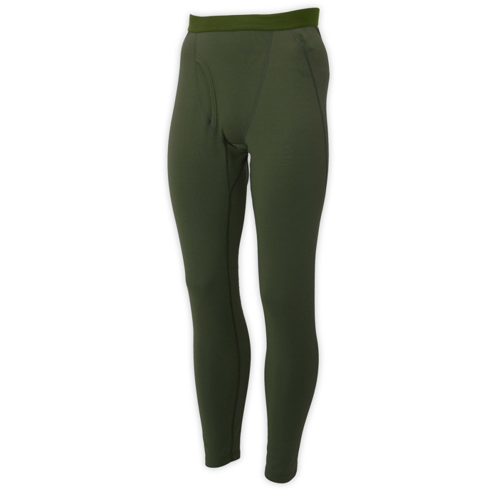 EMS® Men's Techwick® Midweight Baselayer Tights  - BASIL