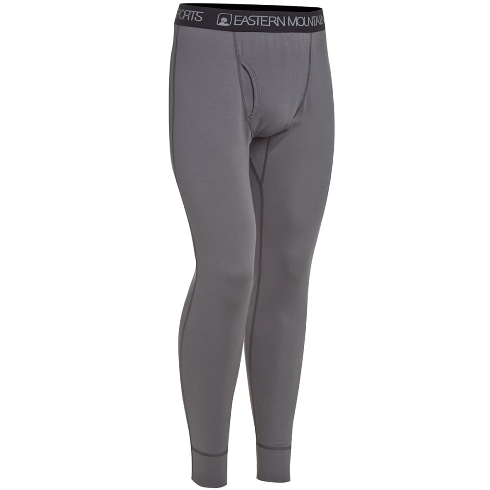 EMS® Men's Techwick® Midweight Base Layer Tights  - PEWTER