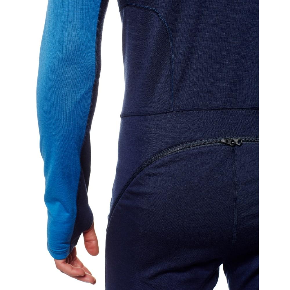 ICEBREAKER Zone One Sheep Suit - ADMIRAL/PERLORUS/PEL