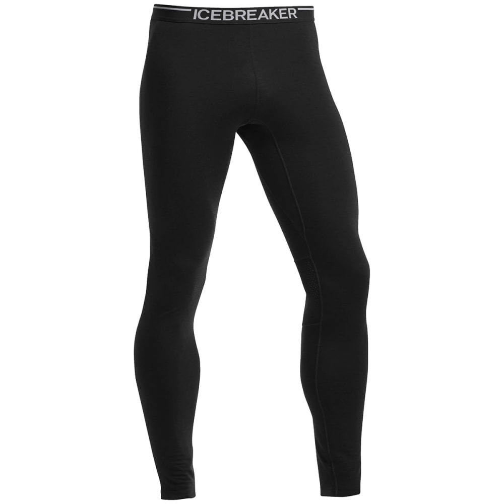 ICEBREAKER Men's  BodyfitZONE Zone Leggings - BLACK