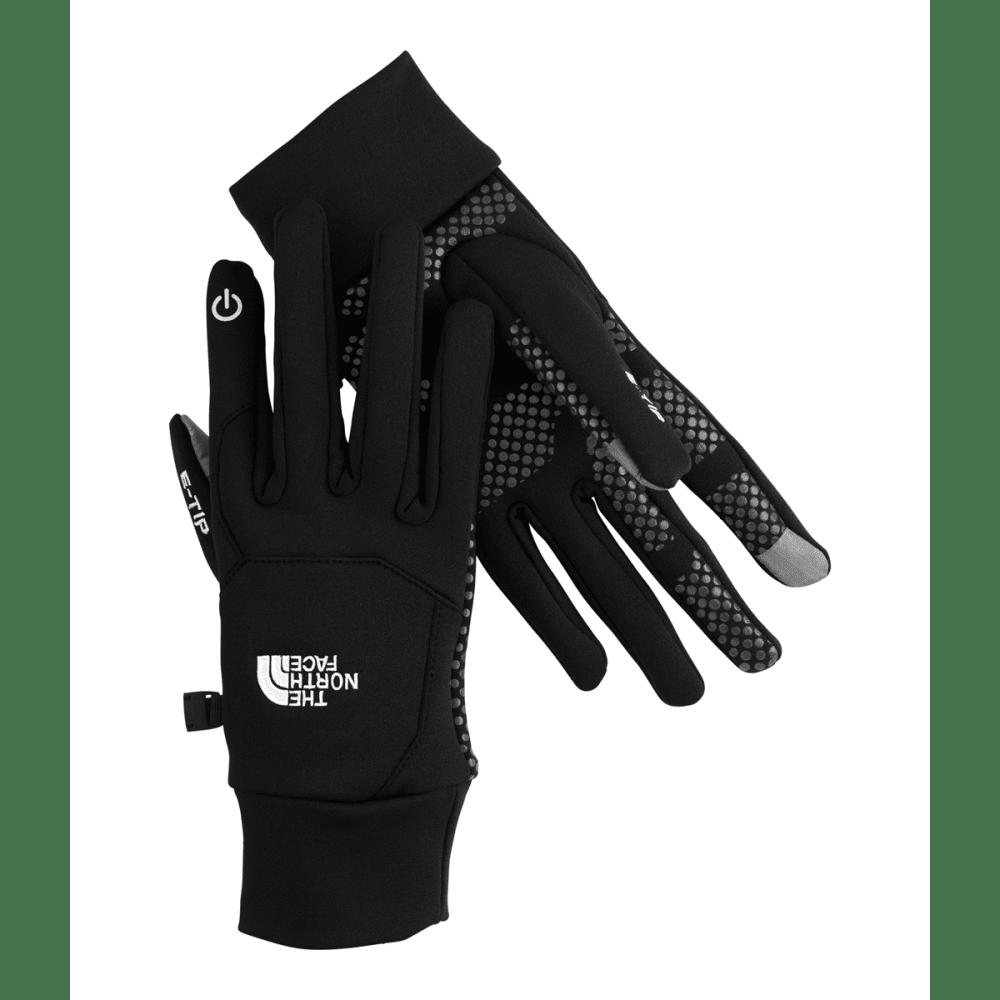 The North Face Men's E-tip Glove - BLACK
