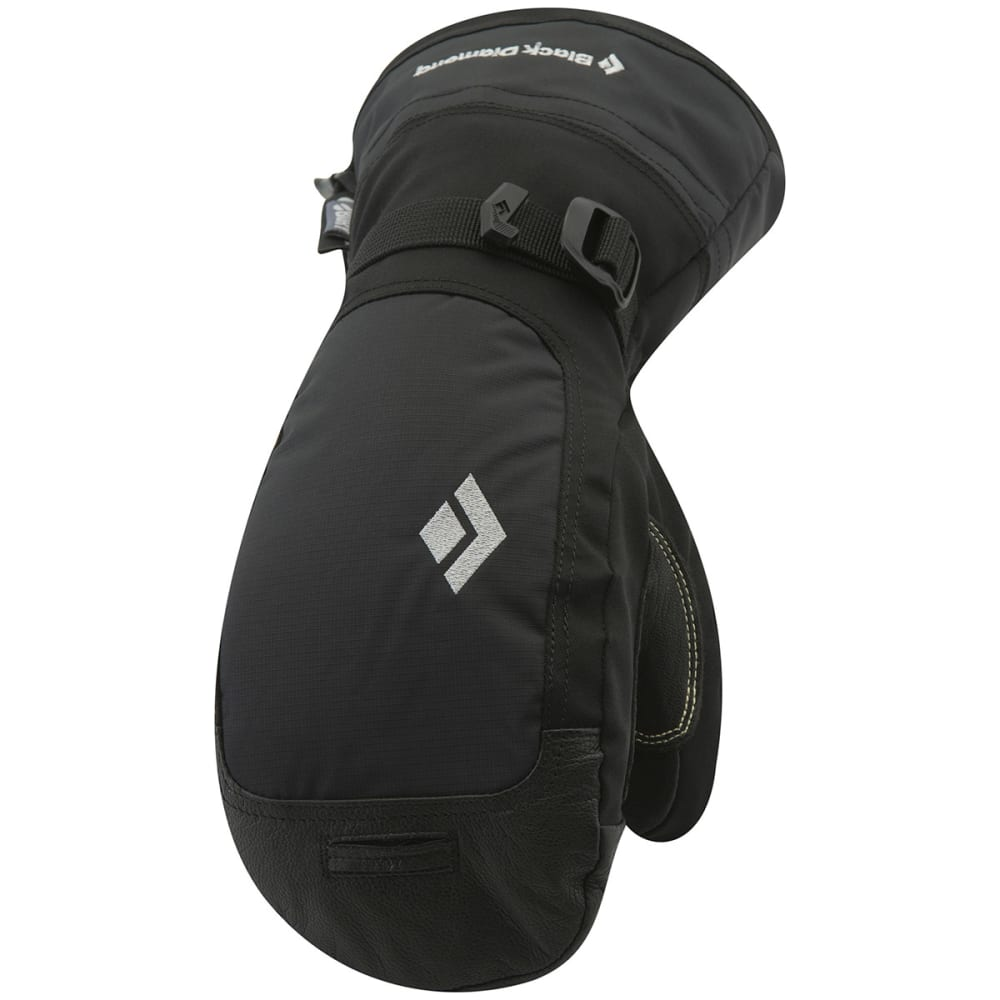BLACK DIAMOND Men's Mercury Mittens - BLACK
