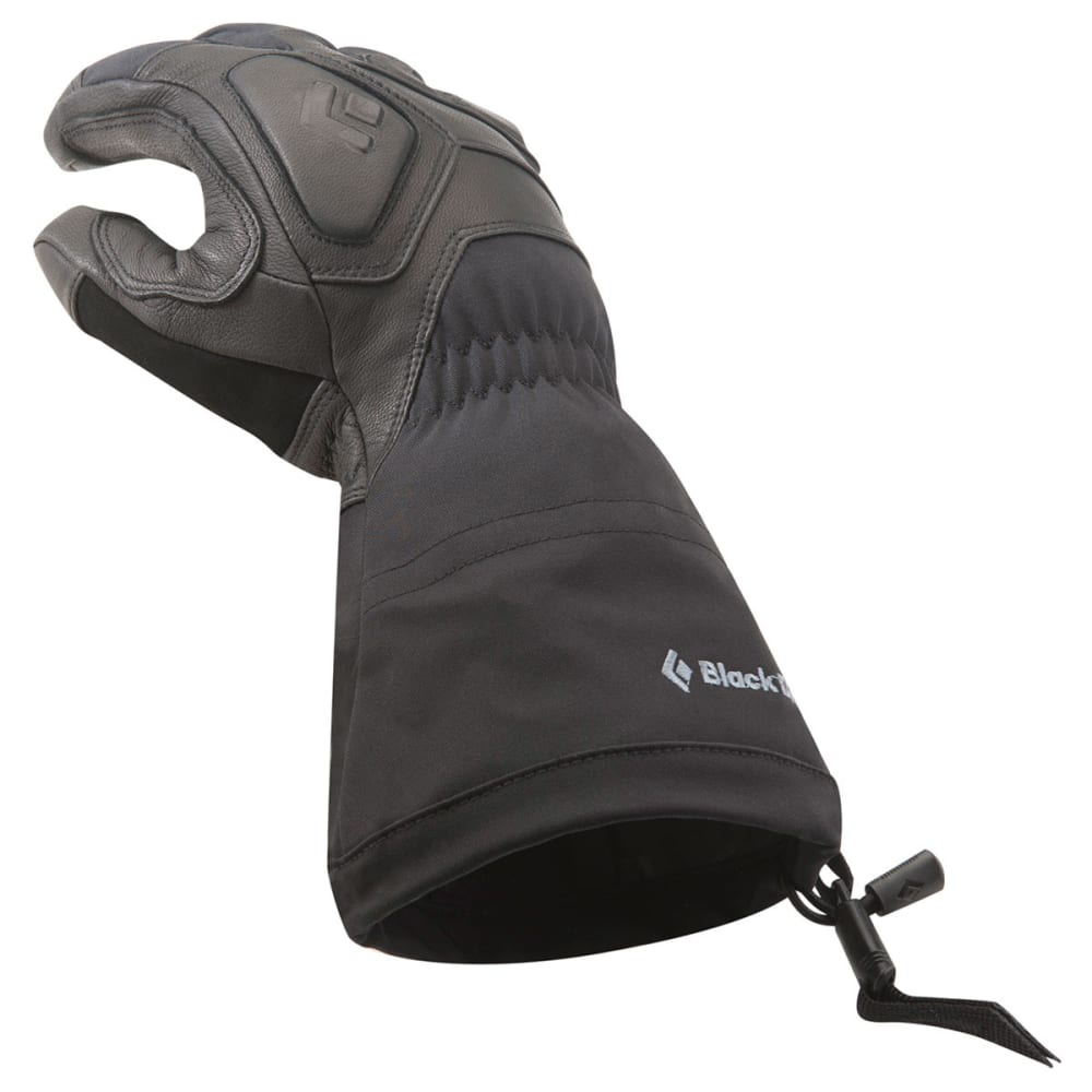 BLACK DIAMOND Men's Guide Gloves - BLACK