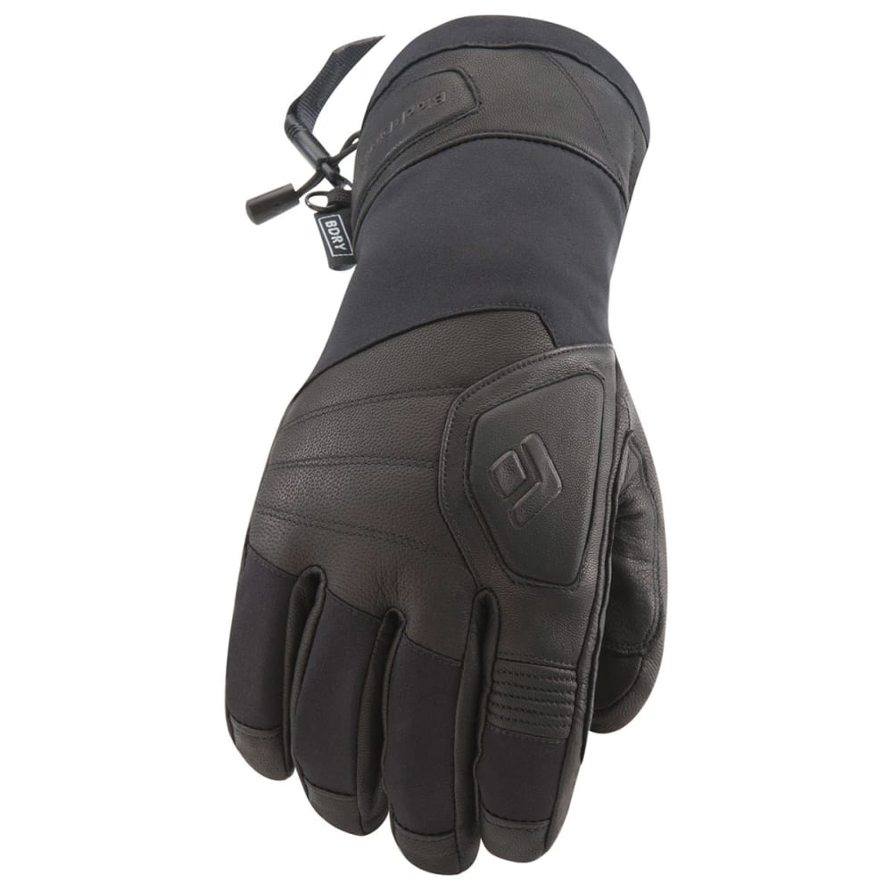 BLACK DIAMOND Men's Patrol Gloves - BLACK