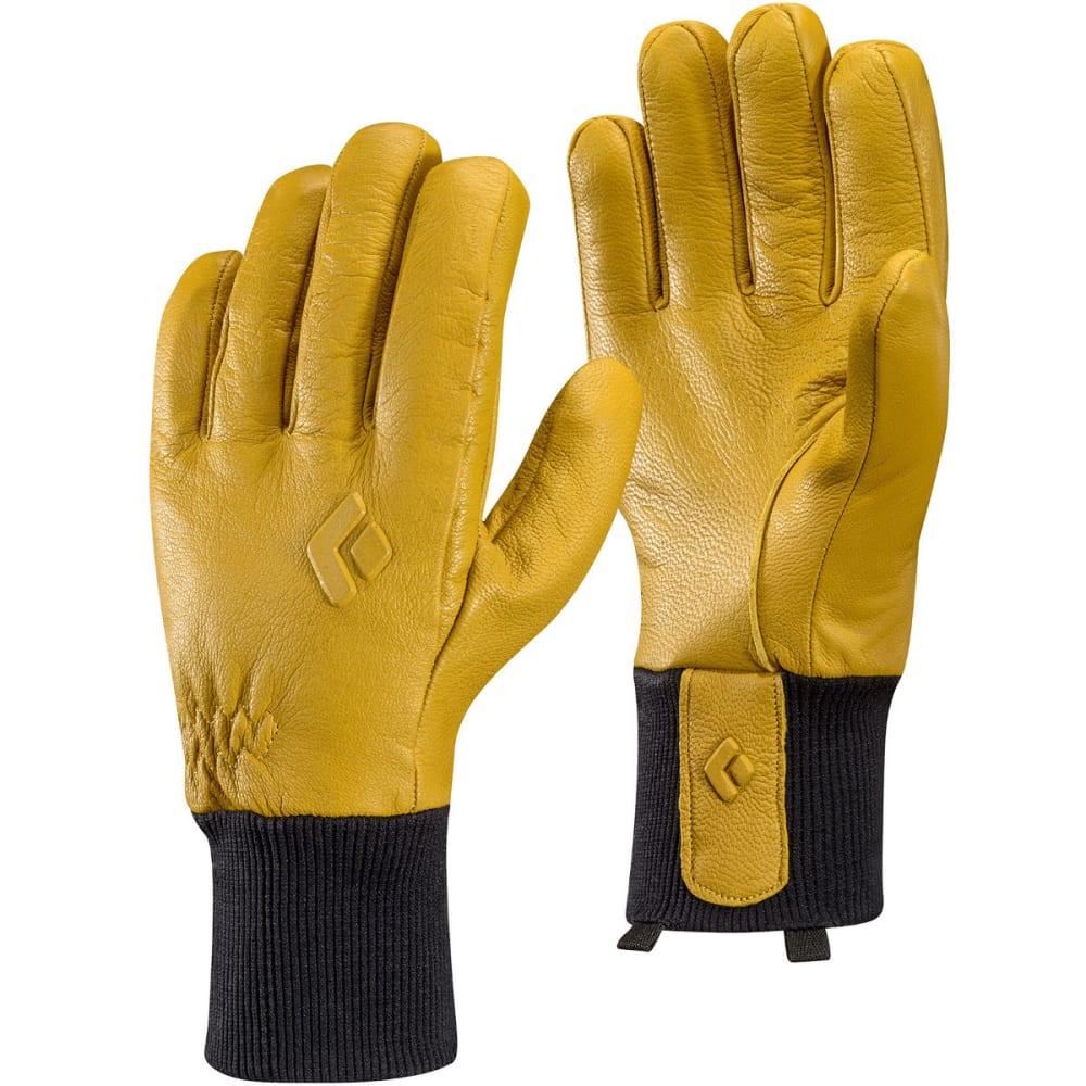 BLACK DIAMOND Men's Dirt Bag Gloves - NATURAL