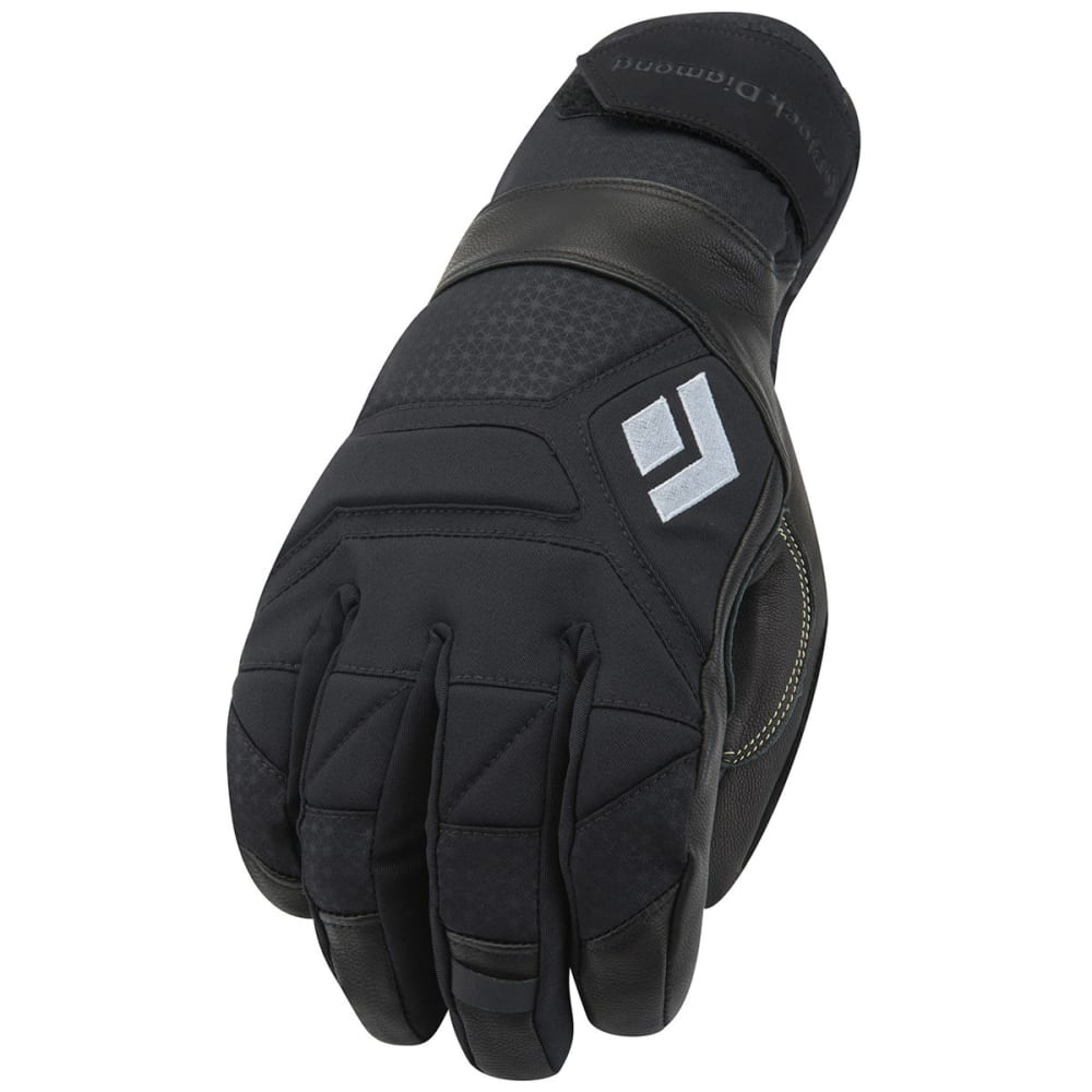 BLACK DIAMOND Men's Punisher Gloves - BLACK