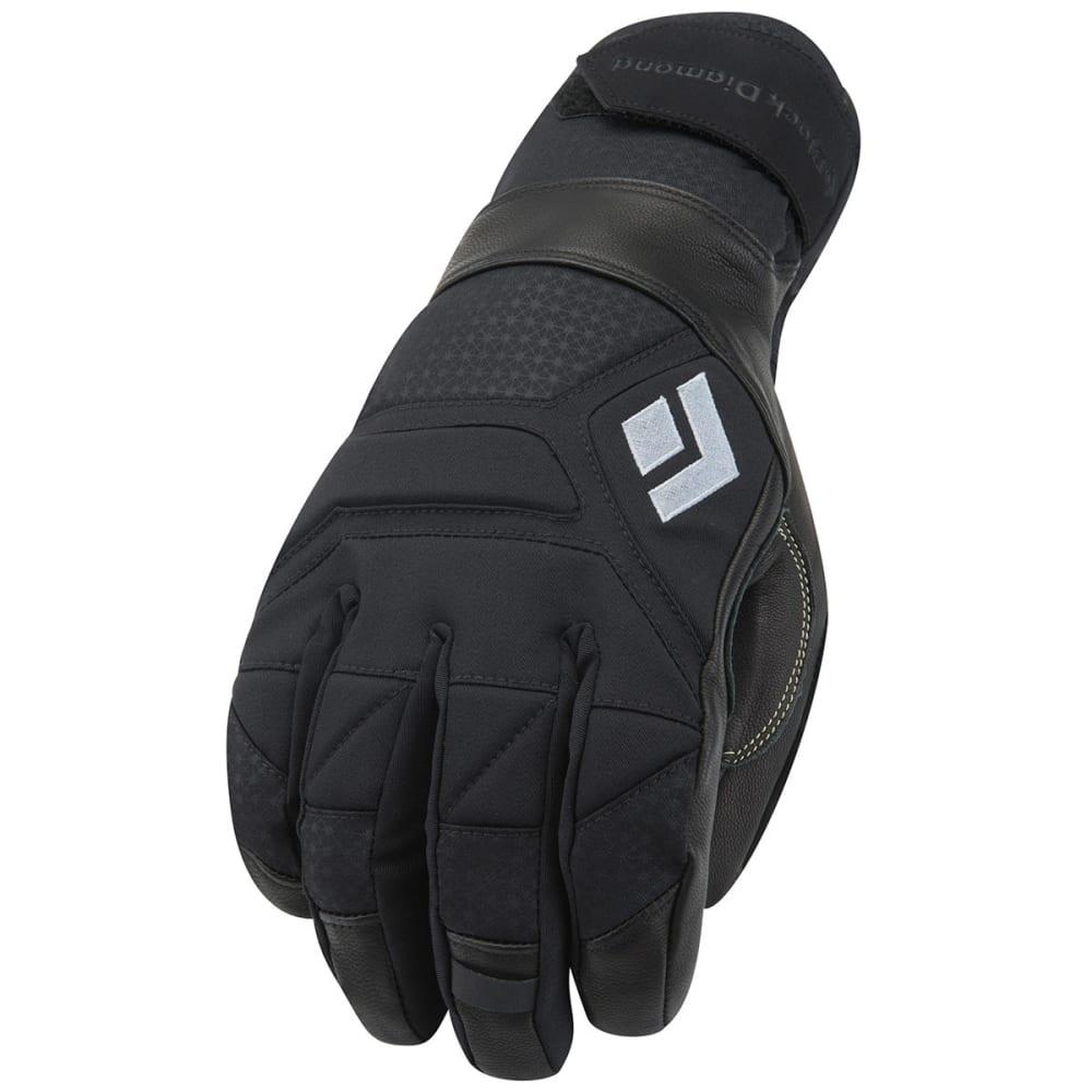 BLACK DIAMOND Men's Punisher Gloves - BLACK