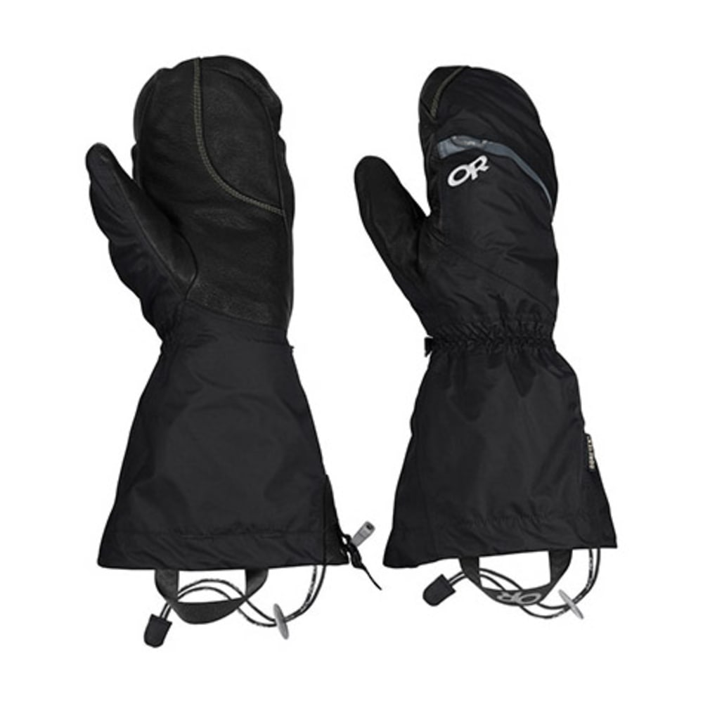 OUTDOOR RESEARCH Men's Alti Mitts - BLACK