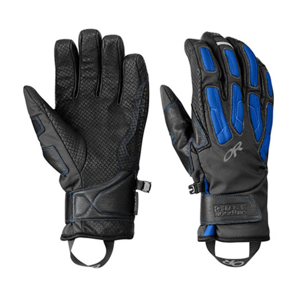 OUTDOOR RESEARCH Warrant Gloves - BLACK