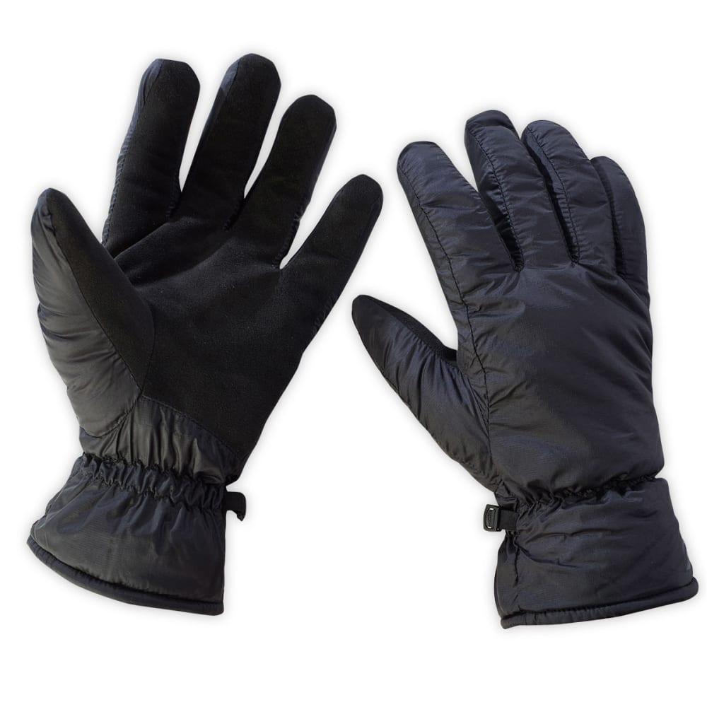 EMS Men's Mercury Gloves - JET BLACK