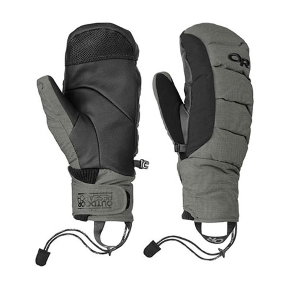 OUTDOOR RESEARCH Women's Stormbound Mitts - PEWTER
