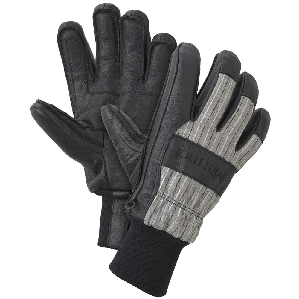 MARMOT Men's Lifty Gloves - BLACK/SLATE