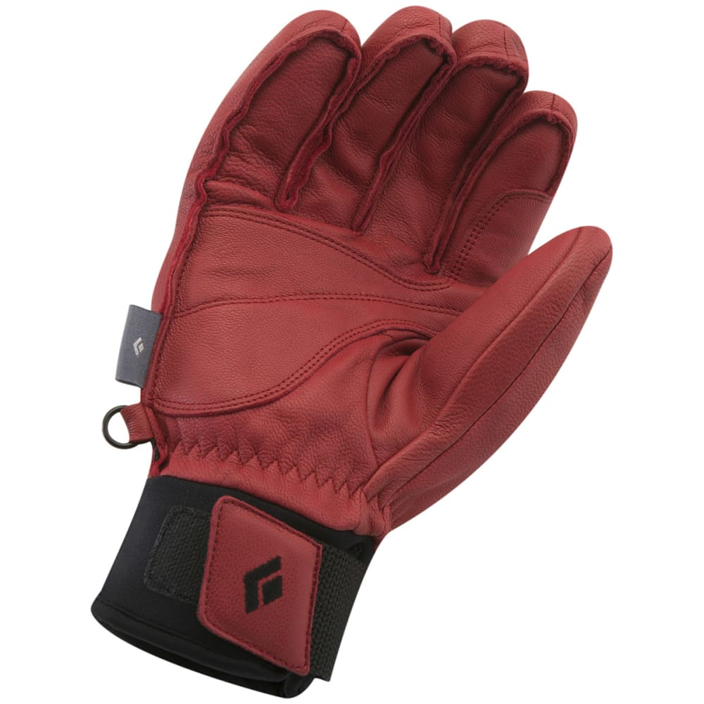 BLACK DIAMOND Men's Spark Gloves - DEEP TORCH