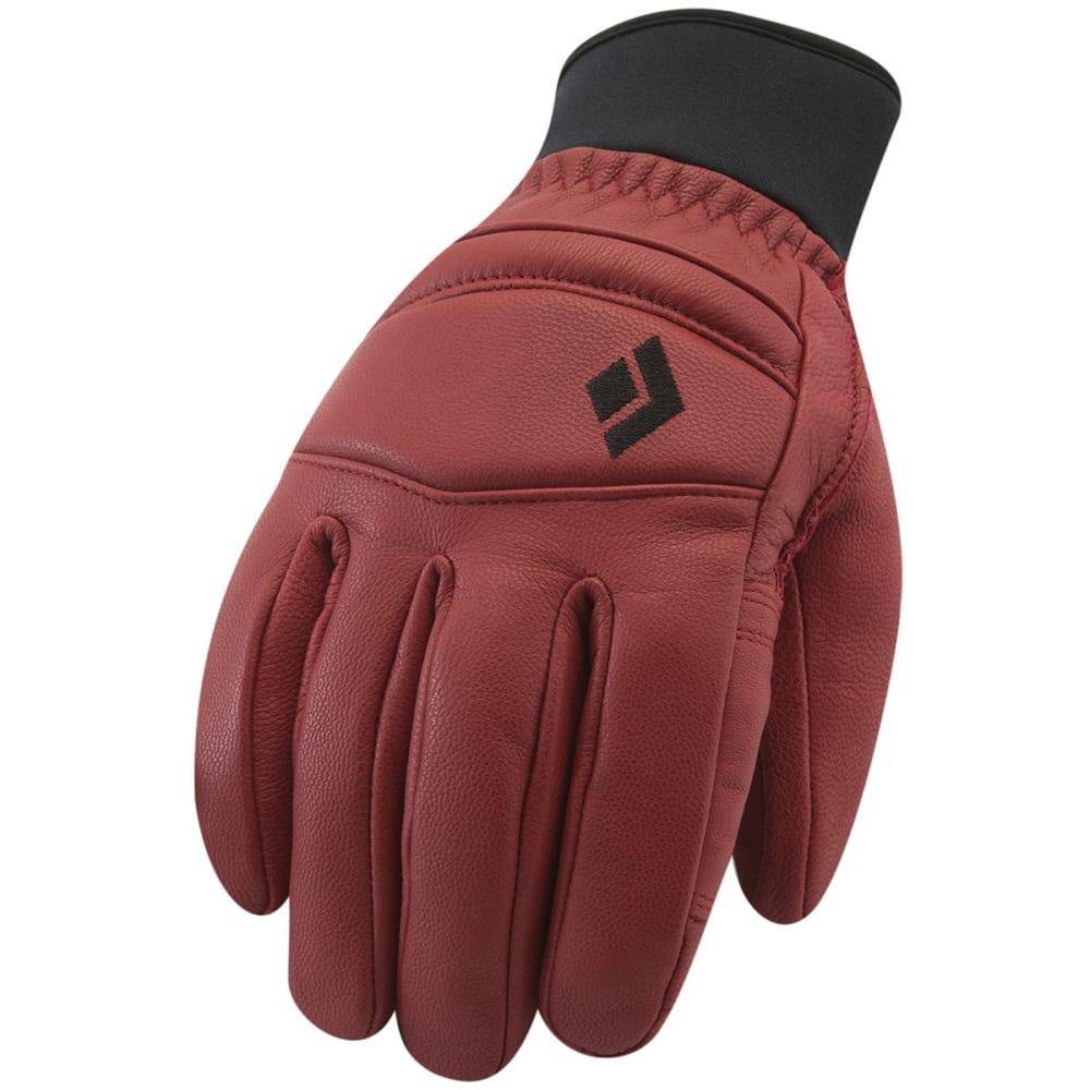 BLACK DIAMOND Men's Spark Gloves - DEEP TORCH