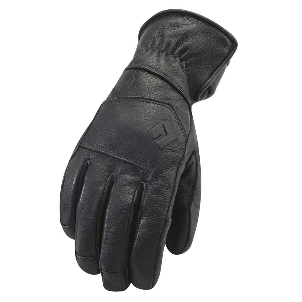 BLACK DIAMOND Men's Kingpin Gloves - BLACK