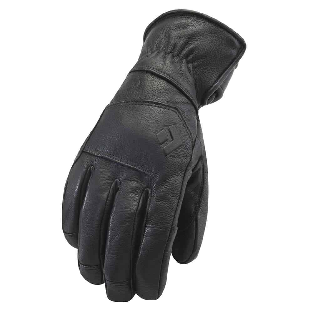 BLACK DIAMOND Men's Kingpin Gloves - BLACK