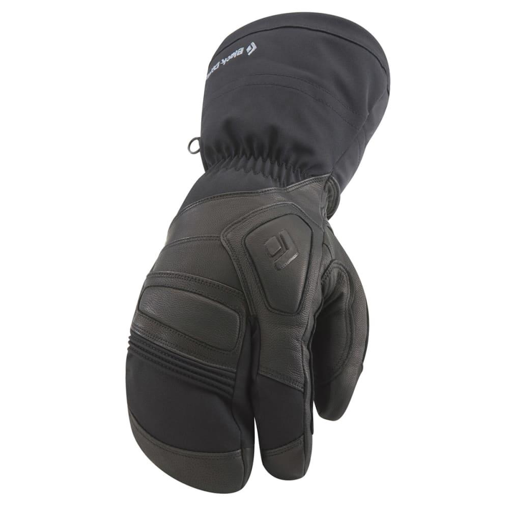BLACK DIAMOND Men's Guide Finger Gloves - BLACK